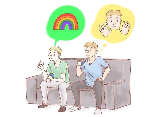 Cum să acceptați orientarea sexuală a unui prieten