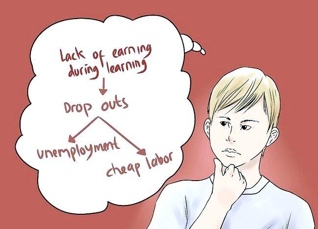 Cum de a ajuta la sfârșitul muncii copilului