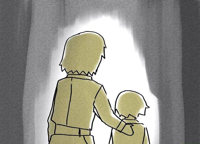 Imaginea intitulată Ajutați-vă copilul să depășească temerile Pasul 9