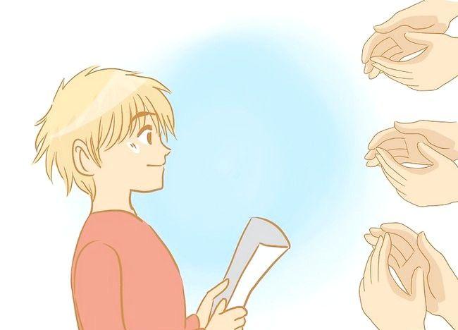 Imaginea intitulată Ajutați-l pe copilul tău să se pregătească pentru a da un discurs pasului 11