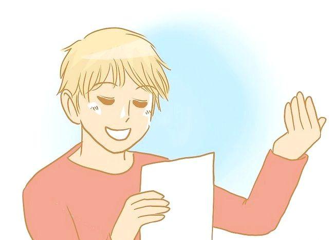 Imaginea intitulată Ajutați-l pe copilul tău să se pregătească pentru a da un discurs pasului 12