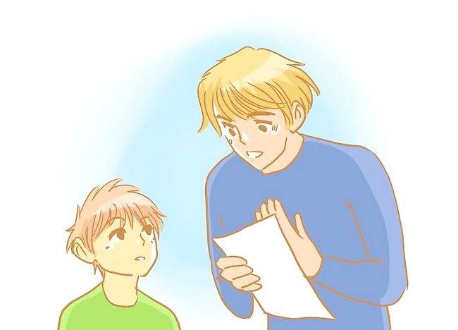 Imaginea intitulată Ajutați-l pe copilul tău să se pregătească pentru a da o vorbă Pasul 3