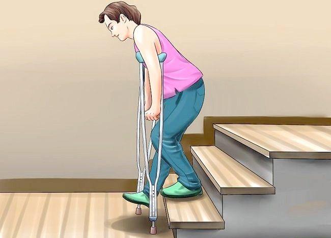 Imaginea intitulată Fit Crutches Pasul 14