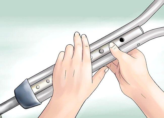 Imagine intitulată Fit Crutches Pasul 3