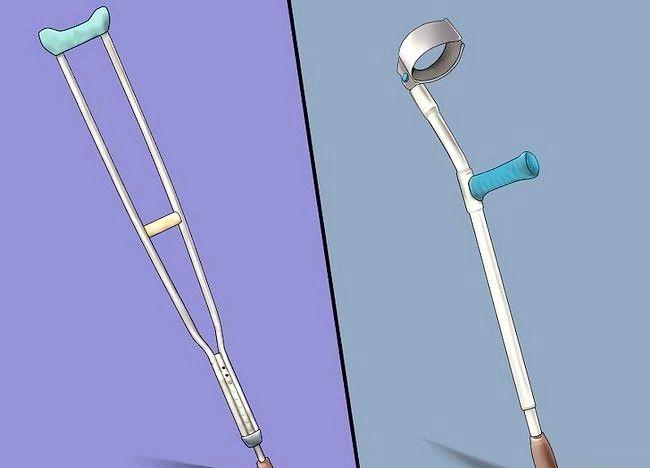 Imagine intitulată Fit Crutches Pasul 10