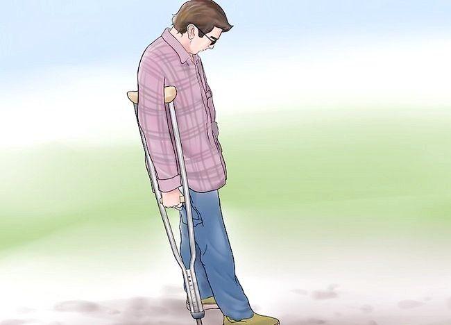Imaginea intitulată Fit Crutches Step 11