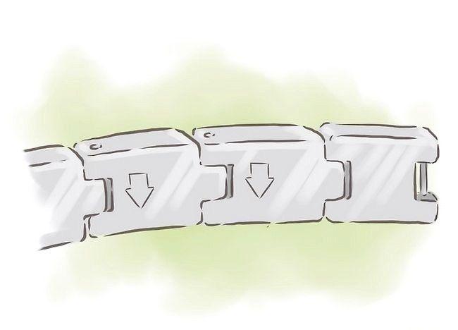 Imagine cu titlul Dimensiune a Casio Metal Wristband Pasul 2