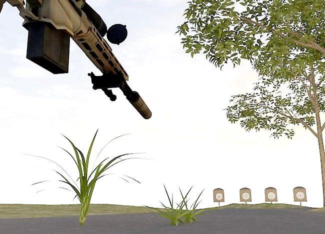 Imaginea intitulată Vizionați amploarea unei puști în și zerând-o. Pasul 3