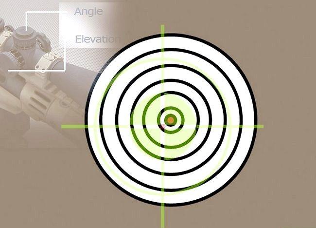 Imaginea intitulată Vizionați sfera unei puști în și zerou-o Step 5Bullet2