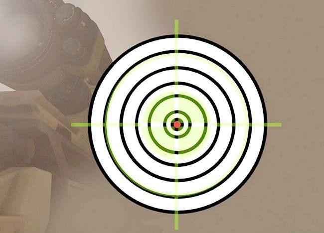 Imaginea intitulată Vizionați întinderea unei puști în și zerou-o Step 5Bullet3