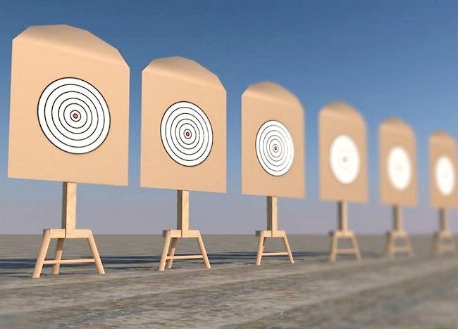 Imaginea intitulată Sight the Scope of a Rifle în și Zero It Step 2Bullet5