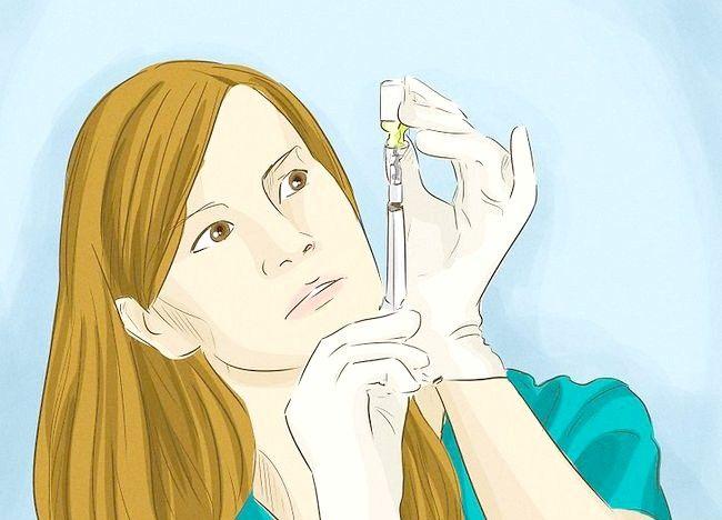 Imagine intitulată Deveniți o anestezistă a asistentei medicale Pasul 7