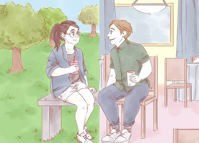 Imagine intitulată Obțineți o fată care să vă fie prietena dvs. Pasul 3
