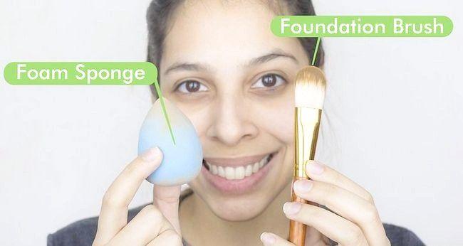 Imaginea intitulată Aplicați fundația și pulberea Pasul 5