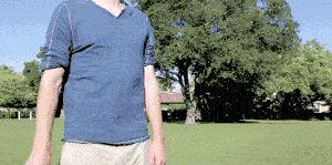 Cum să arunci un frisbee