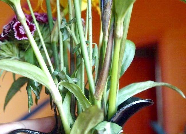 Imaginea intitulată Aranjați un buchet de flori Pasul 3
