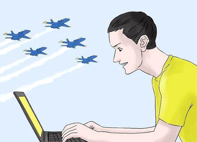 Cum să urmăriți un Show Air Angels Blue