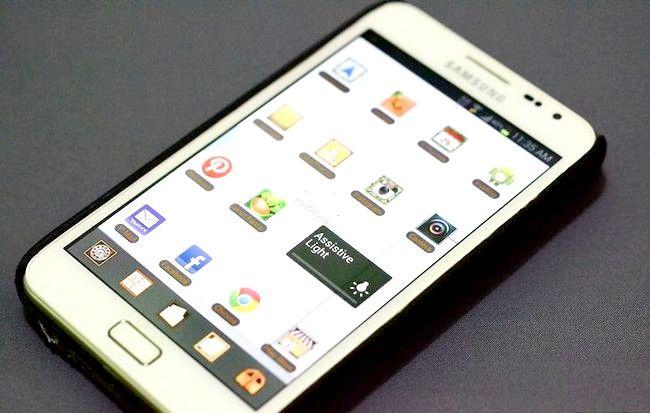Cum să activați Hotspot Wi-Fi pentru Samsung Galaxy Note Portable