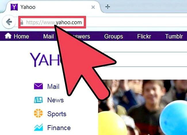 Cum să actualizați informațiile de contact Yahoo