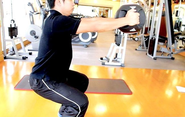 Cum de a crește mușchii feselor