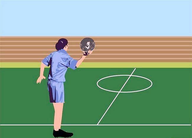 Cum să bateți pe lateral să faceți o schimbare de fotbal