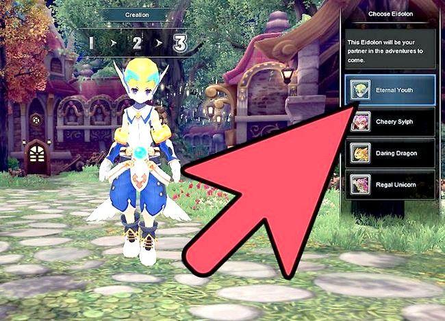 Cum de a vâna Eidolonii în jocul Aura Kingdom