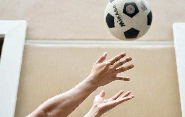 Cum să conduci o minge de fotbal