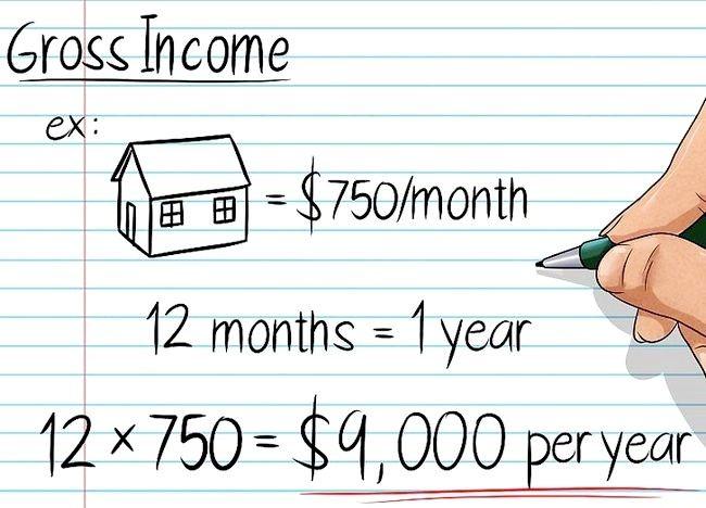 Cum se calculează rata de capitalizare