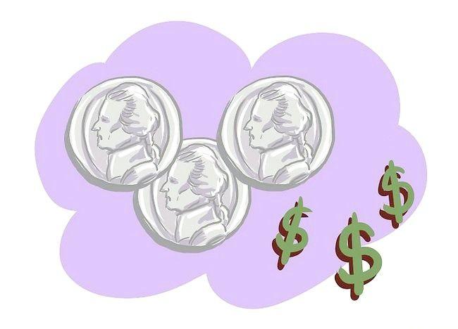 Cum se calculează valoarea monedelor de argint