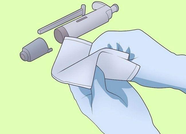 Cum se calibrează o pipetă