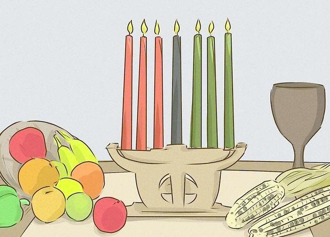 Imagine intitulată Sărbătoarea Kwanzaa Pasul 1