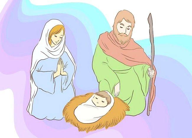 Imaginea intitulată Sărbătoriți Crăciunul Pasul 13