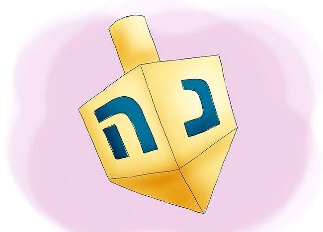 Imaginea intitulată Sărbătoarea Hanukkah Pasul 04