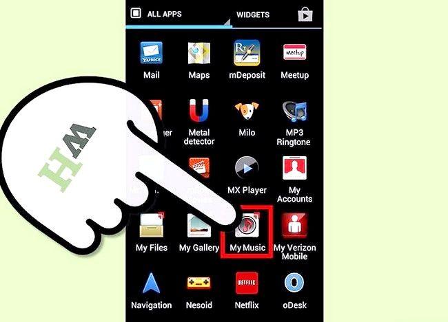 Cum să cumperi muzică pe Android