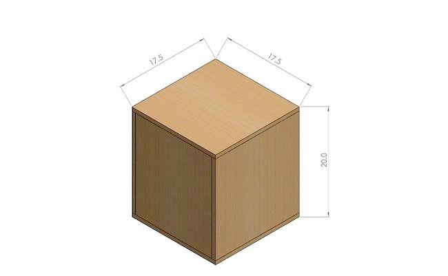Imagine intitulată Construiți cutii de Plyo Step 1Bullet1