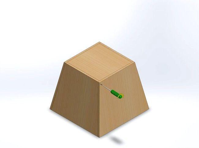 Imagine intitulată Construiți cutii de Plyo Pasul 5