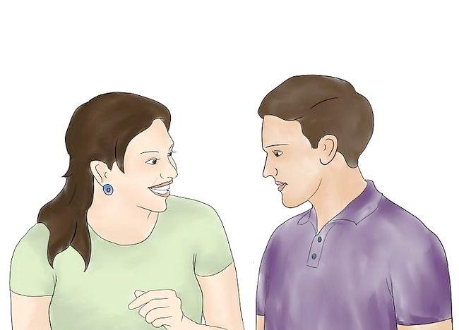 Imagine intitulată Construiți o relație bună cu soțul dvs. Pasul 4