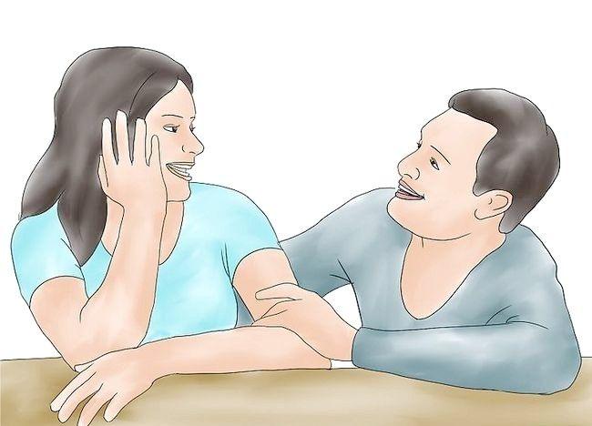 Imagine intitulată Construiți o relație bună cu soțul dvs. Pasul 9