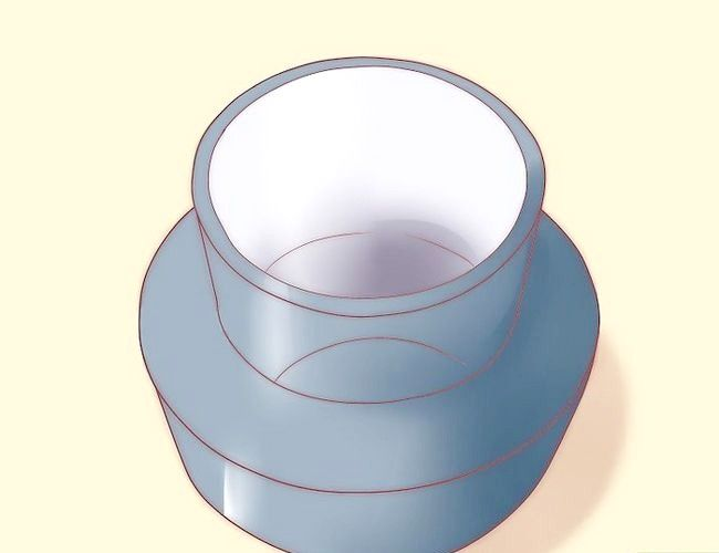Imagine intitulată Construiți o cuptoră pentru topirea metalului pentru turnare Pasul 12