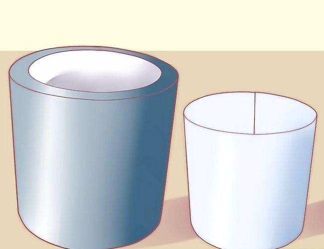 Imagine intitulată Construiți o cuptoră pentru topirea metalelor pentru turnare Pasul 3