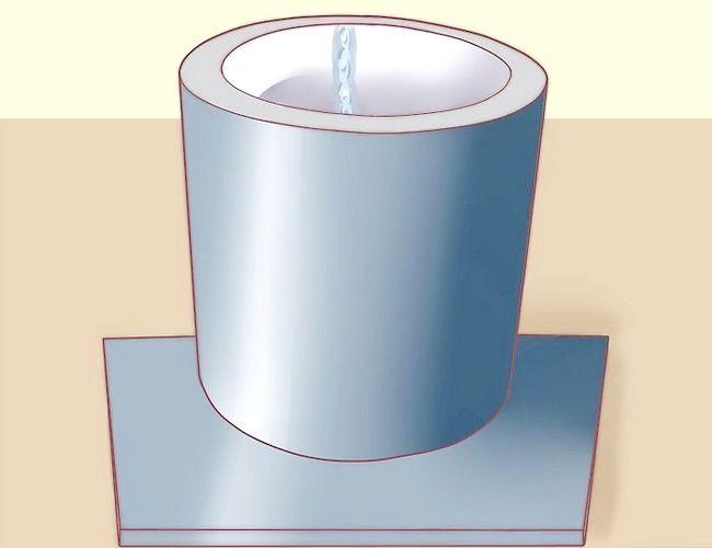 Imaginea intitulată Construiți o cuptoră pentru topirea metalului pentru turnare Pasul 6