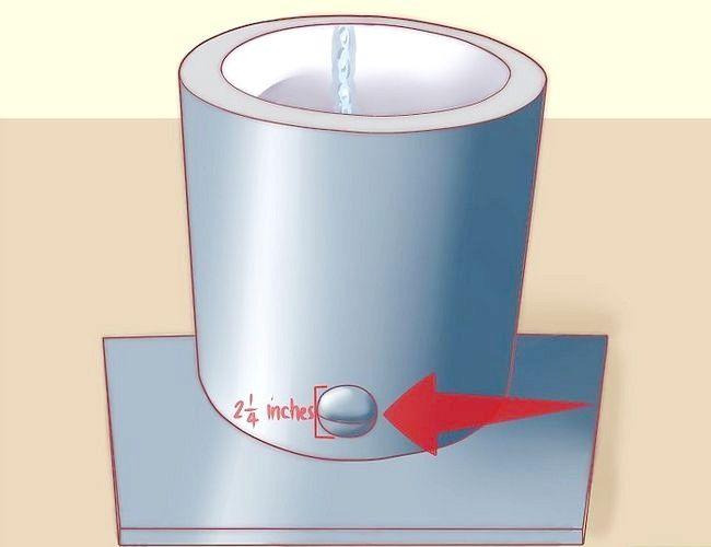 Imagine intitulată Construiți o cuptoră pentru topirea metalelor pentru turnare Pasul 7