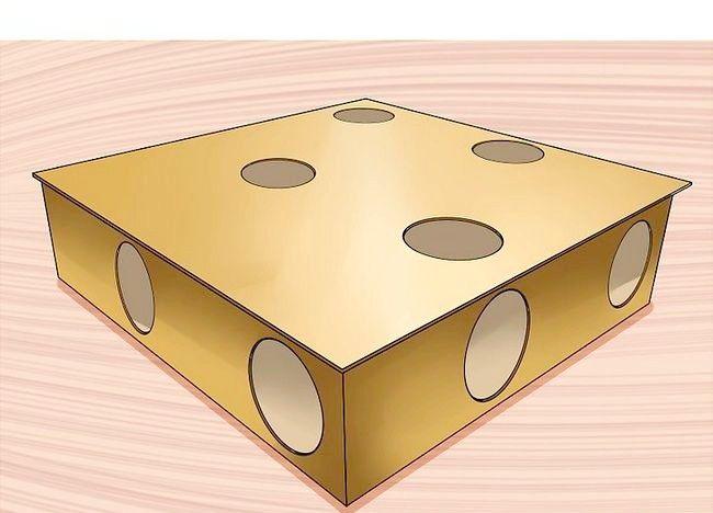 Imagine intitulată Construiește un labirint pentru iepure Pasul 12