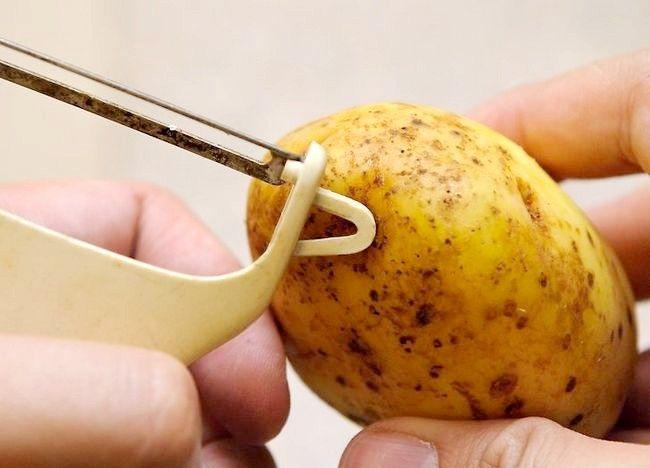 Imaginea intitulată Cartofi de gătit într-un aragaz sub presiune Pasul 2