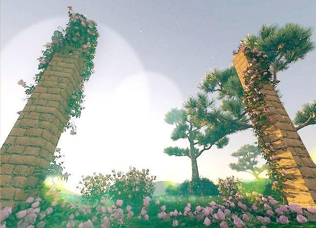 Imagine cu titlul Creați o grădină de zână Pasul 2