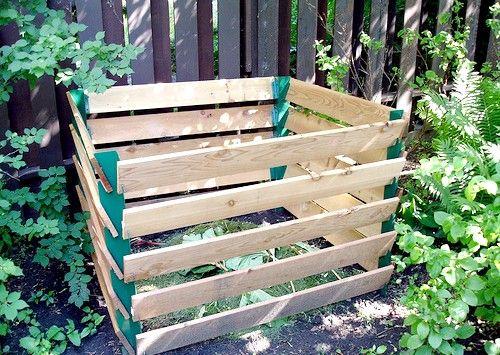 Imagine intitulată Compost Bin