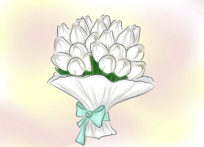 Imaginea intitulă Dați flori Pasul 3