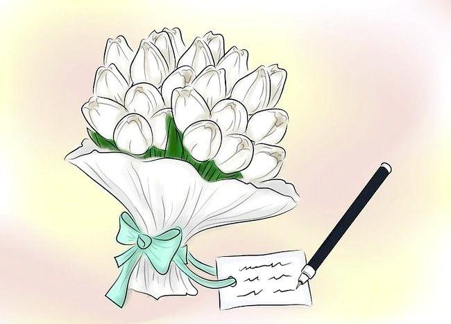 Imaginea intitulată Dați flori Pasul 4