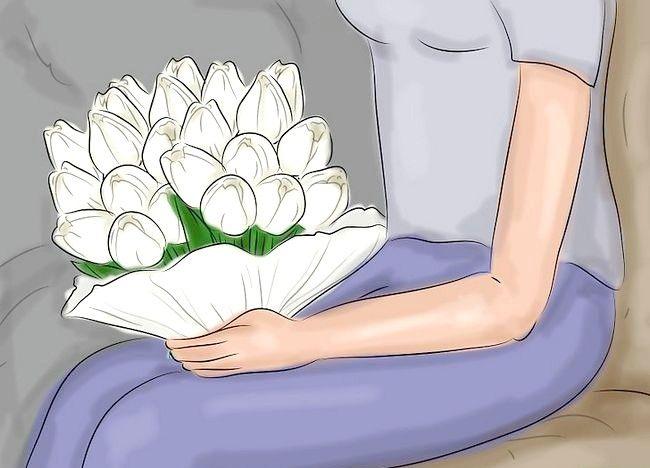 Imagine intitulată Dați flori Pasul 5