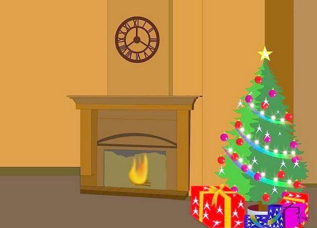 Imaginea intitulată Decorați-vă casa la Crăciun Pasul 1